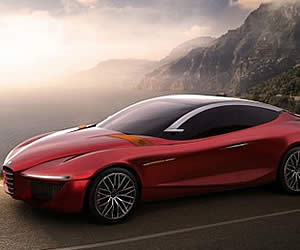 Gloria Concept Car