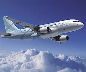 Airbus ACJ319 Private Jet