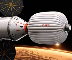 Billion Dollar trip Planned Send a Married Couple to Mars
