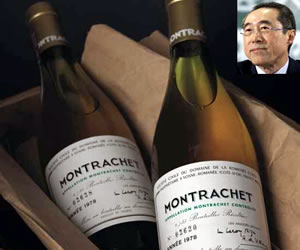 Henry Tang Burgundy Wine Collection