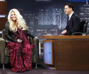 Jessica Simpson Jimmy Kimmel Live