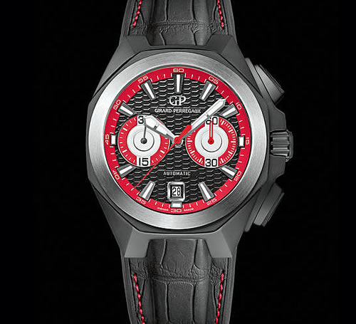Girard-Perregaux Chrono Hawk Watch