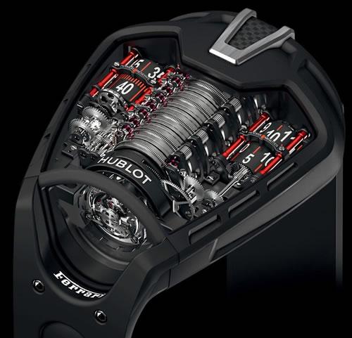 Hublot Creates a Timepiece Worthy of LaFerrari