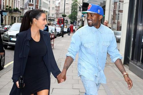 Kanye West True Love with Kim Kardashian
