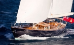 Pumula Yacht Hearkens to the Golden Age of Sailing