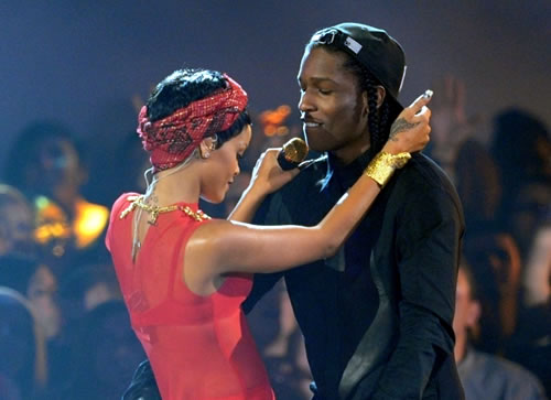 Rihanna dating Asap Rocky