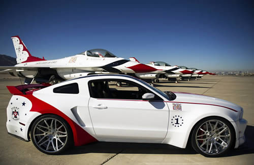 Ford Mustang GT Images