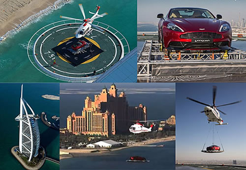 Aston Martin in Dubai