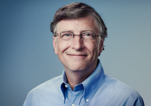 bill gates at top 1 Richest Americans