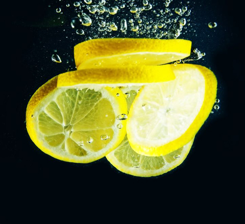 why Drinking Lemon Water