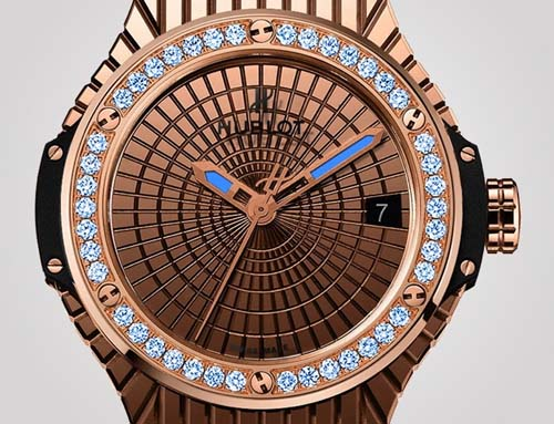 Hublot Big Bang Caviar watch image