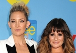 Lea Michele Thanks Kate Hudson