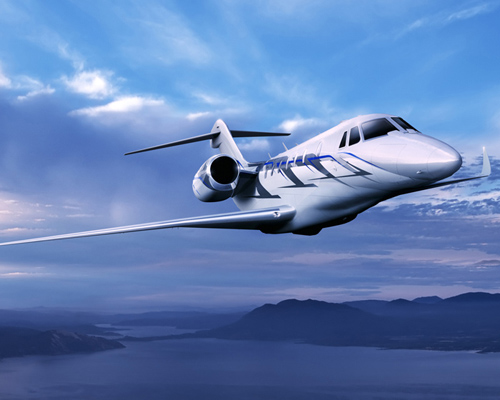 private jet images