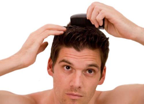 Men grooming