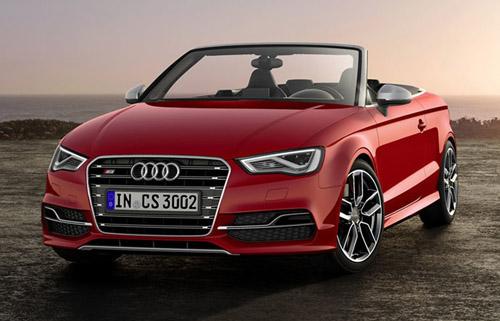 Audi S3 car