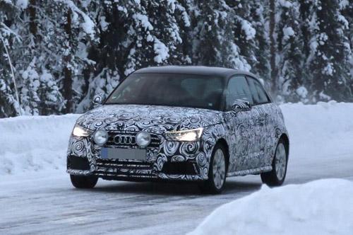 Audi A1 S1 car