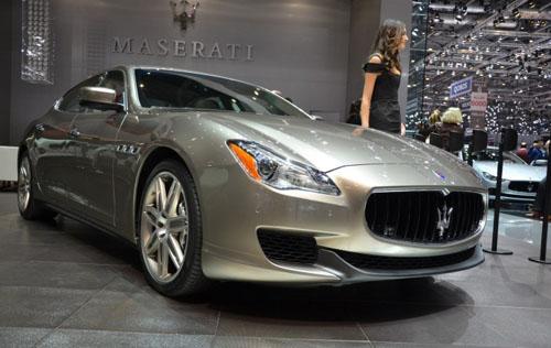 Maserati Ermenegildo car