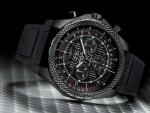 Midnight Carbon watch