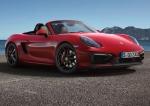 Porsche unveils Boxster