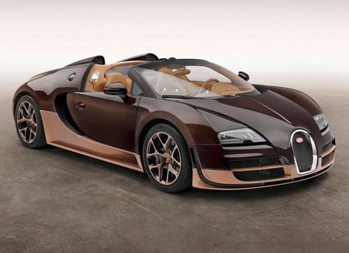 Rembrandt Bugatti car