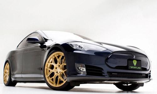 Tesla Model car