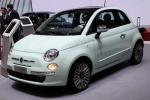 2014 Fiat 500 car