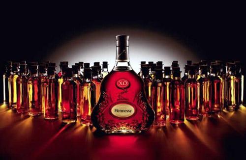 Hennessy Cognac Drink
