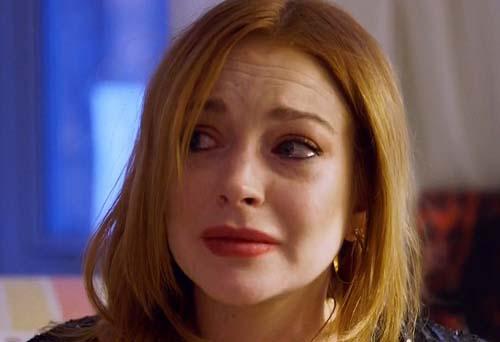 Lindsay Lohan model