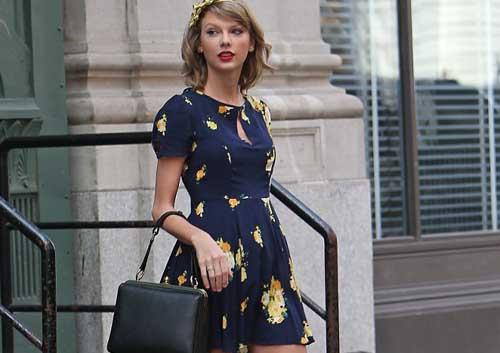 Taylor Swift bio