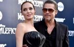 Angelina Jolie and Brad Pitt pic