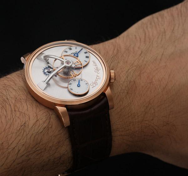 MB&F LM101 Machine watch
