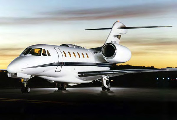 bombardier private jets