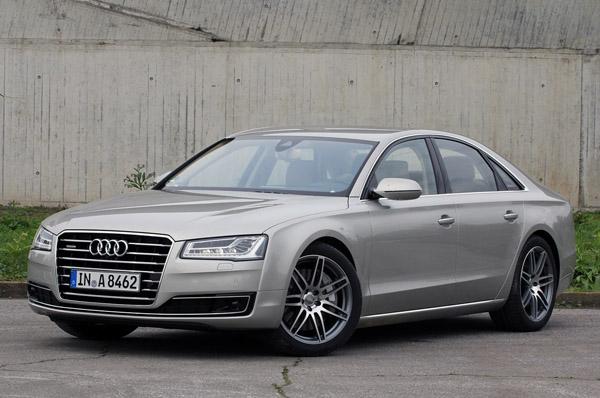 Audi A8 Super Car