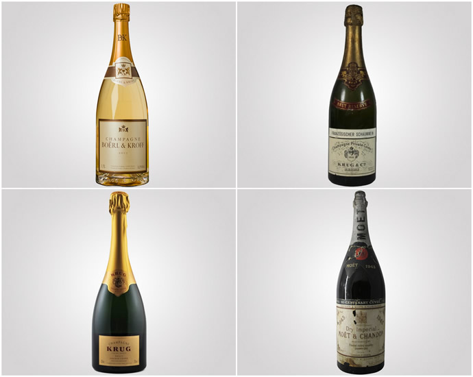 most expensive champagnes