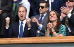 Celebrities Wimbledon 2014