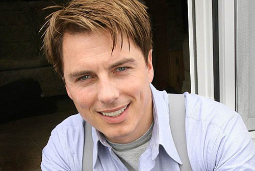 Actor John Barrowman