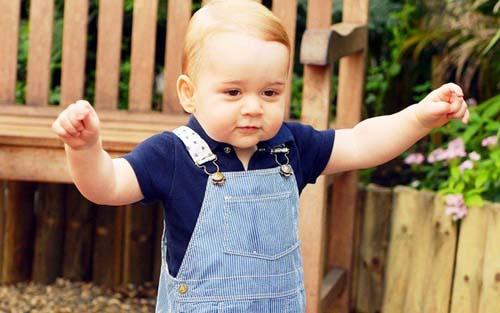 Prince George's birthday