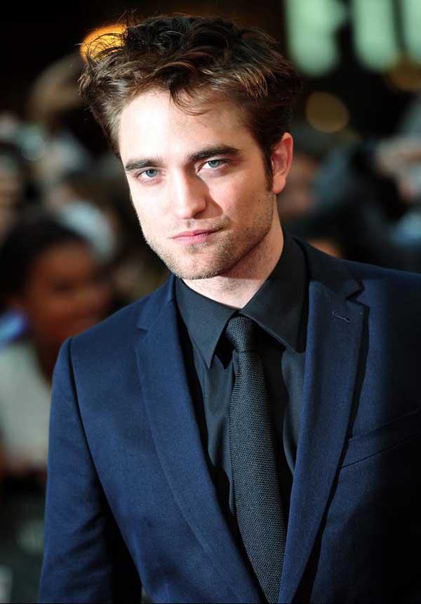 Robert Pattinson style