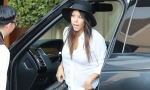 Kourtney Kardashian in Beverly Hills