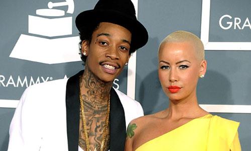 Amber Rose and Wiz Khalifa Breakup
