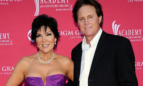 Kris Jenner and Bruce Jenner divorce