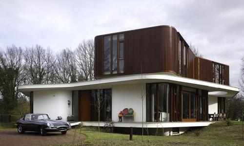 Luxurious Villa Nefkens