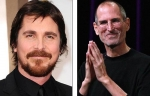 Christian Bale and Steve Jobs