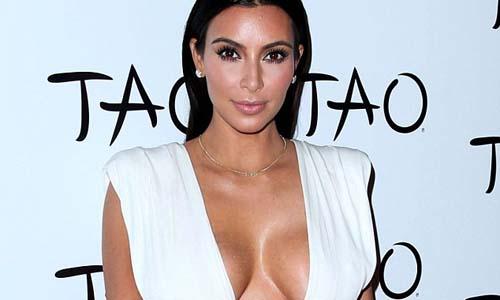 Kim Kardashian hot dresses