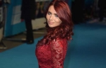 Amy Childs at Horrible Bosses 2 premiere