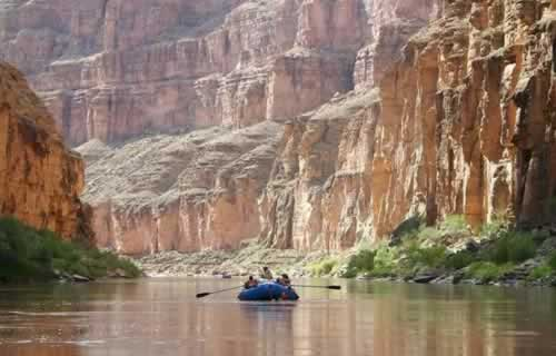 River Grand Canyon Arizona