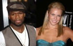 Chelsea Handler and 50 cents