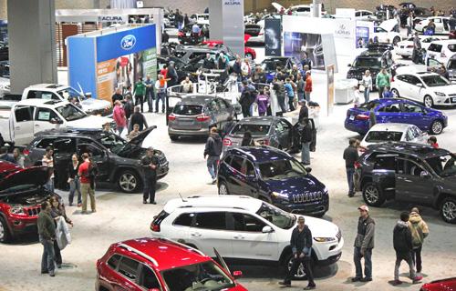 England International Auto Show
