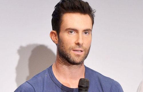 Adam Levine Hot
