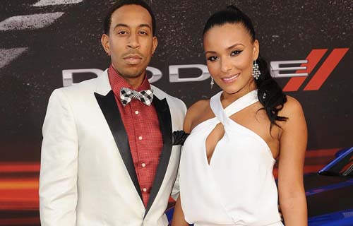 Ludacris Marries married Eudoxie Mbouguiengue